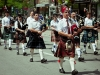 Montreal - Canada Day 2012 with the Montreal Pipes & Drums