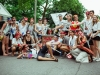 Canada Day 2014 - Montreal - Alongside the mpd school