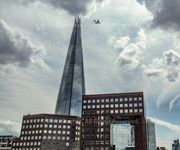 The Shard - London, England, 2016
