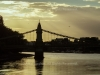 Hammersmith Bridge Sunset - London, England, 2016