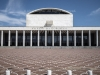 Palace of Congresses (palazzo dei congressi), EUR District - Rome, Italy 2014