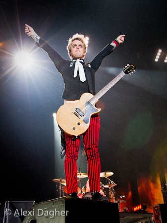 Picture of Billie Joe Armstrong - Green Day